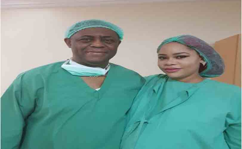 Femi Fani-Kayode's Wife Gives Birth To Triplets