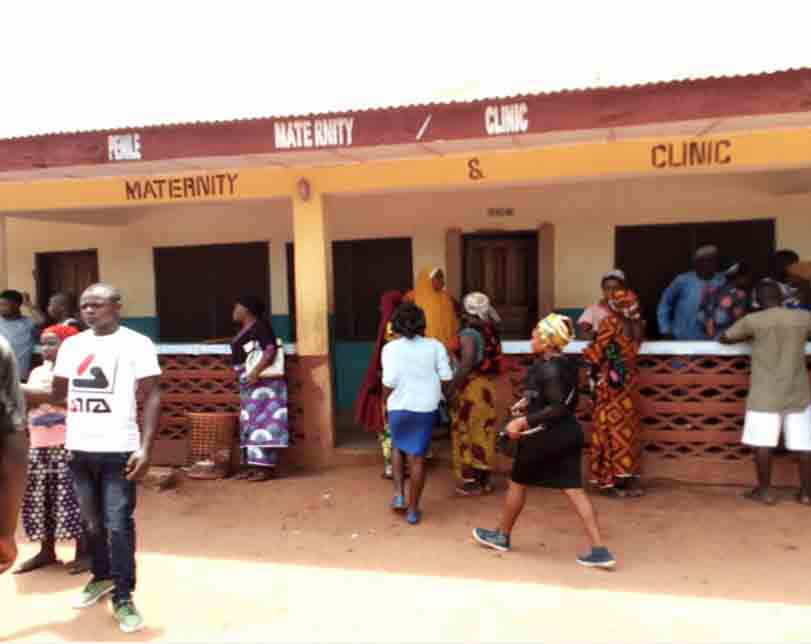 Newborn goes missing in Kogi hospital hours after delivery