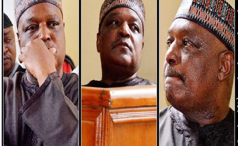 EFCC Reveals How Widow Exposed Former Taraba Governor, Jolly Nyame