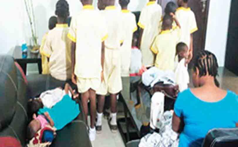 Again, Lagos shuts illegal home, rescues 24 children