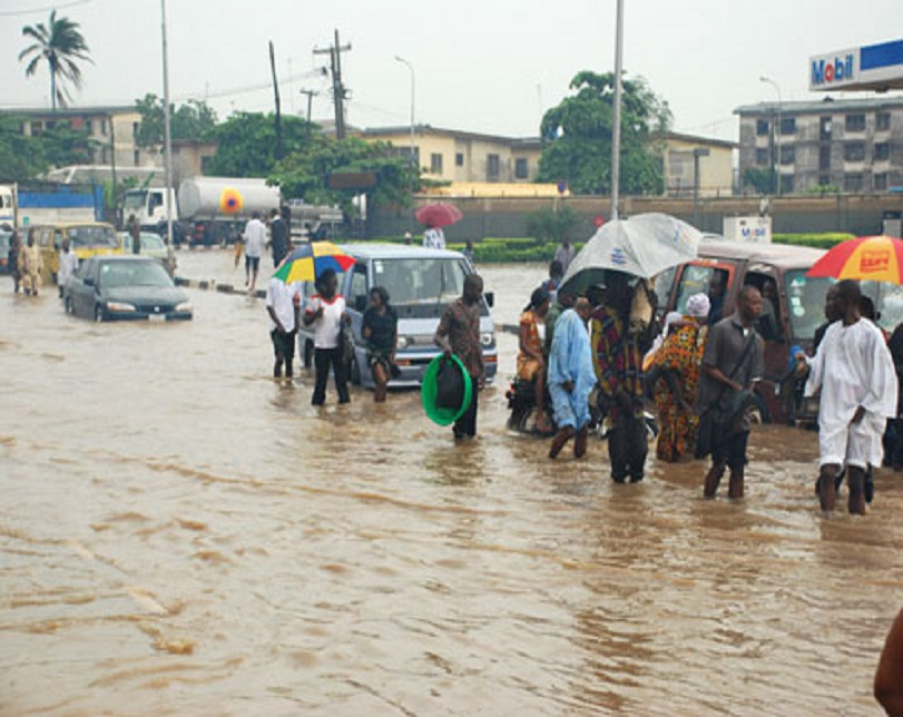Floods Rage In Nigeria, Homes, Farms, Others Destroyed