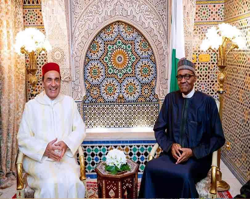 """""""Nigerian youths are intellectually aggressive, economically ambitious people"""" President Buhari says"""