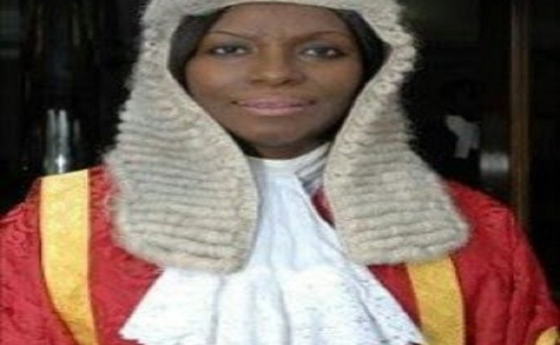 Meet The Tough Female Judge Who Jailed Ex-Governor Nyame