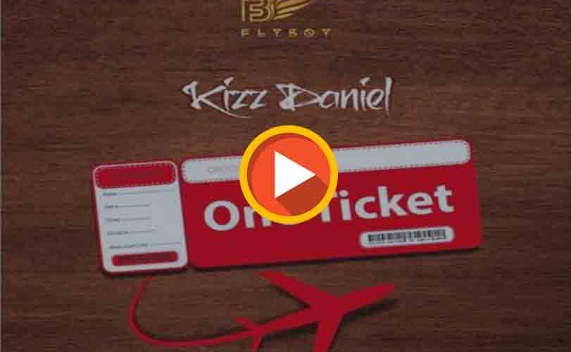 """Kizz Daniel – """"One Ticket"""" [Snippet]"""