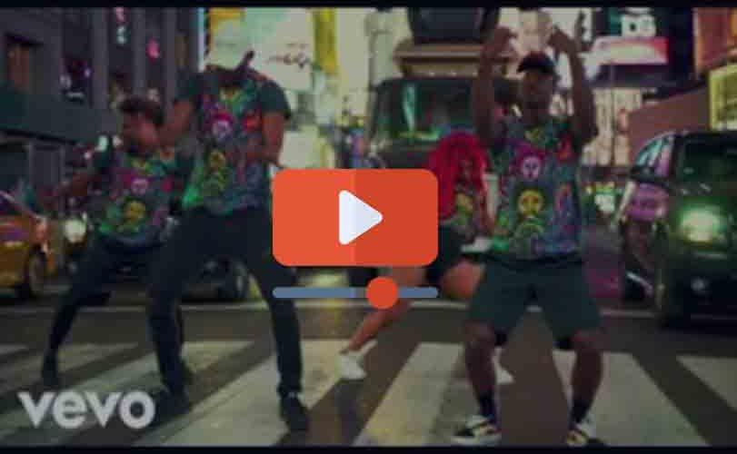 Olamide Ft Wizkid – Kana  (Dance Video)