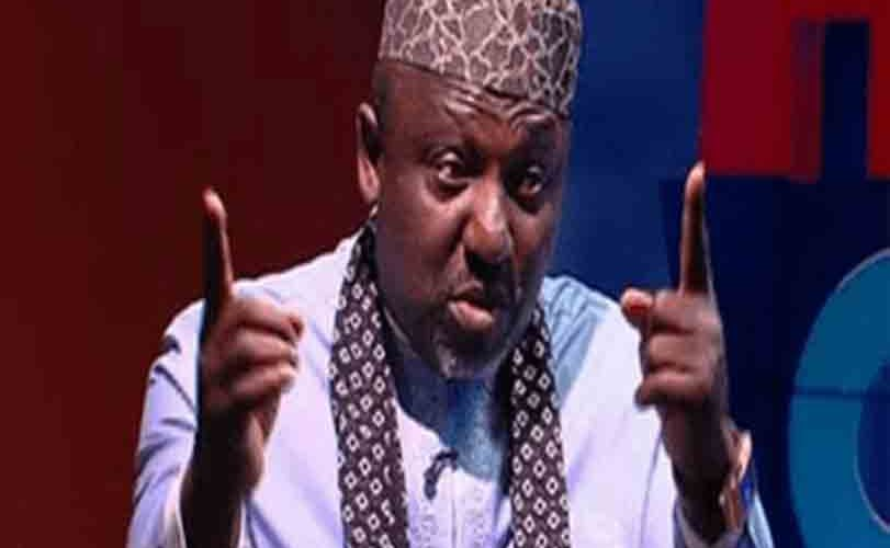 Lawan swears in Okorocha as senator