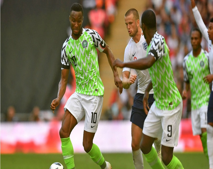 Super Eagles Will Produce Performance To Match Their Sleek Jersey – Saraki Speaks In Russia