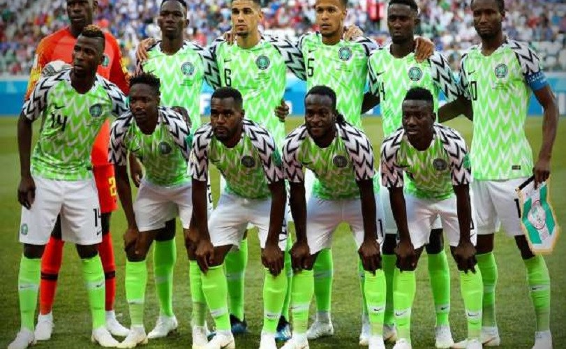 Super Eagles drop to 45th spot on latest FIFA ranking