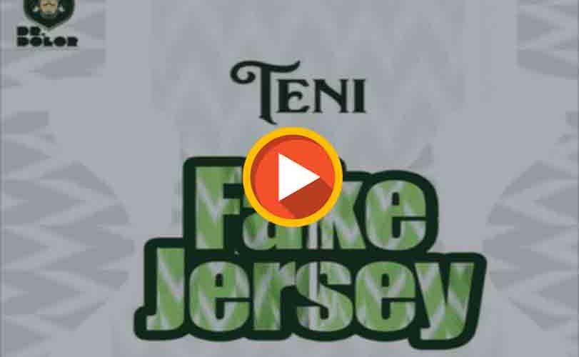 """Teni – """"Fake Jersey"""""""