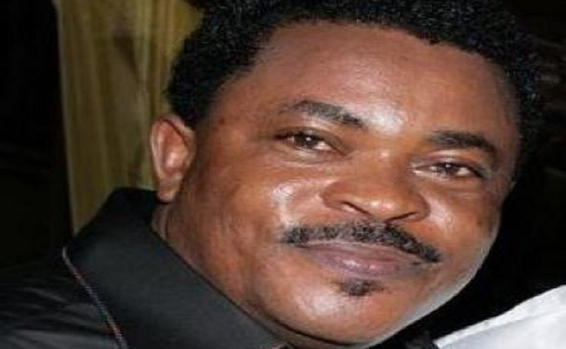 Nollywood Star, Victor Osuagwu, Reveals How He Felt After Using A Tipper Truck As His Wedding Vehicle