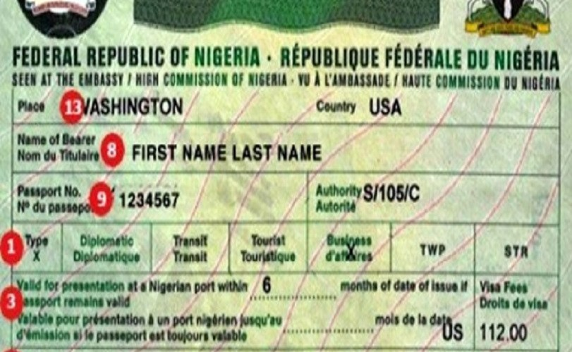 Nigeria Suspends Issuance Of Biometric Visa-on-arrival Indefinitely