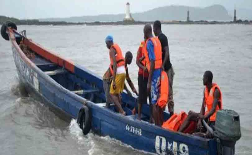 Five Dead As Boat Capsizes In Lagos