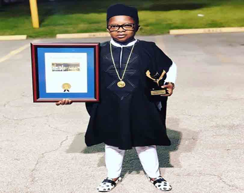 Actor Chinedu Ikedieze Honoured As 'Distinguished Visitor' In America (Photos)