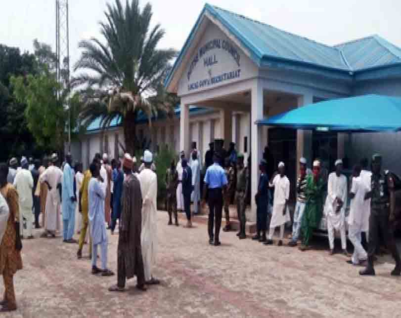 Angry Residents Reportedly Beat LG Chairman, Hold Him Hostage In Jigawa