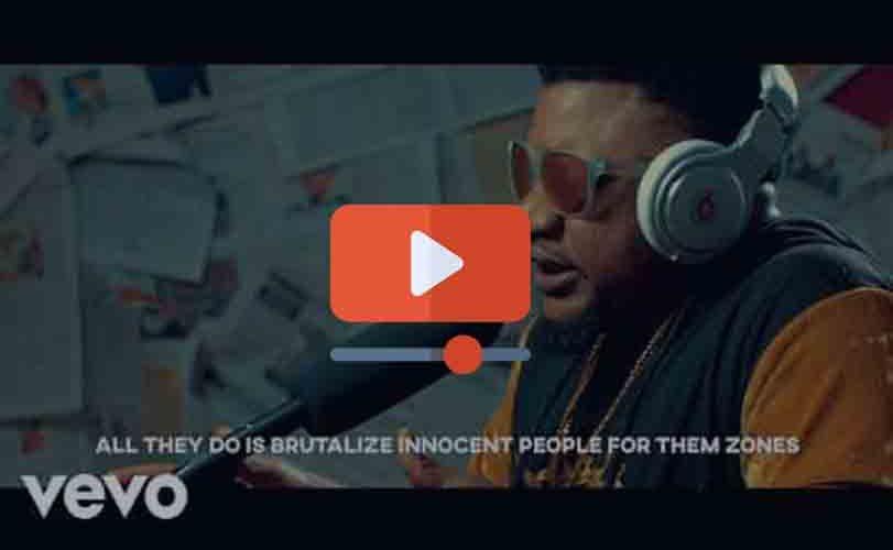 """Ice-K ft. Charles Okocha – """"Endsars Brutality"""""""