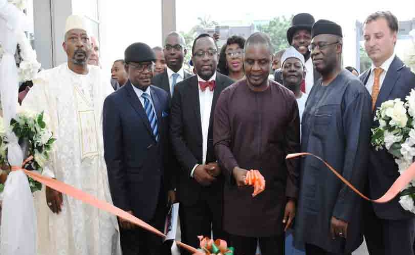 $54million Novare Central Mall Unveiled, As Developer Lauds FCT Enabling Environment