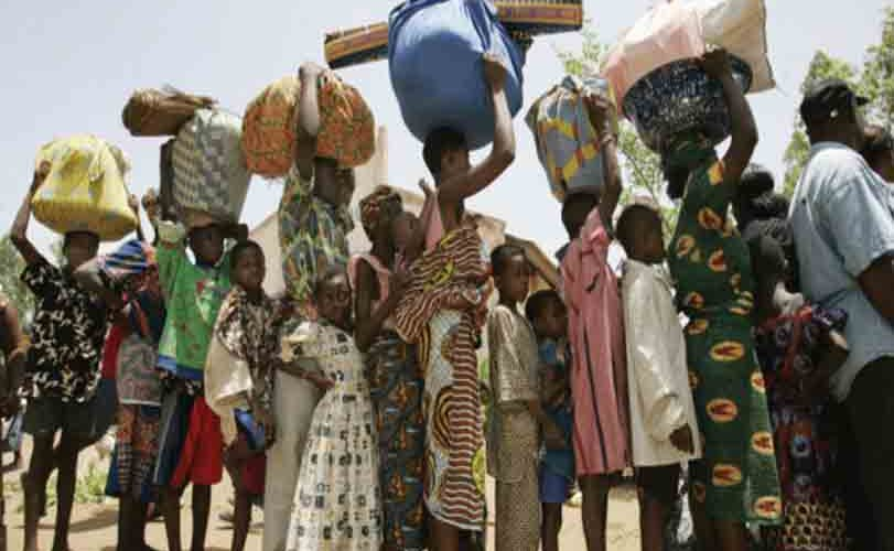 34,000 Cameroonians Invade Cross River Community As Crisis Rocks The Country