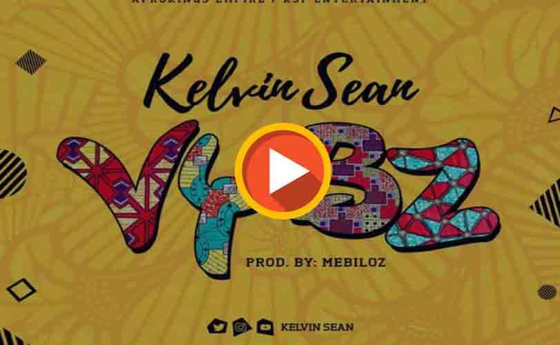 """Kelvin Sean – """"Vybz"""""""