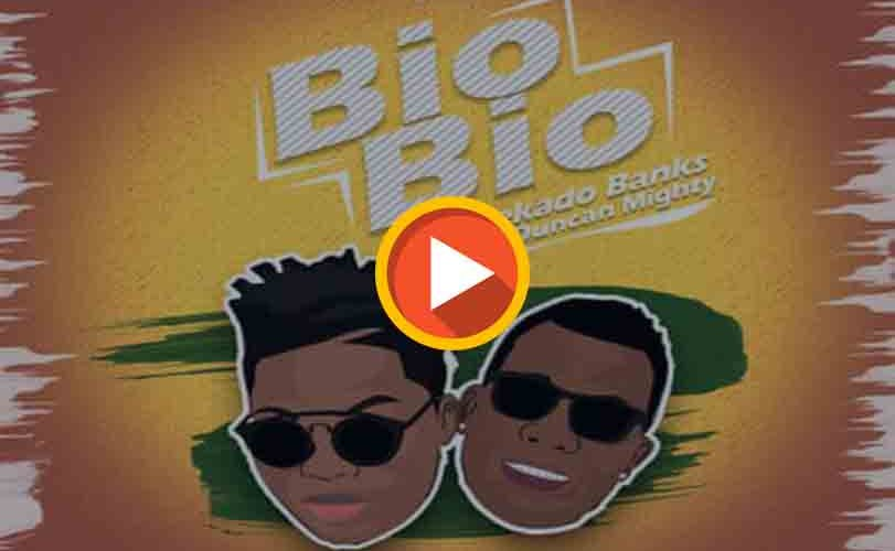 "Reekado Banks  ft. Duncan Mighty – ""Bio Bio"""