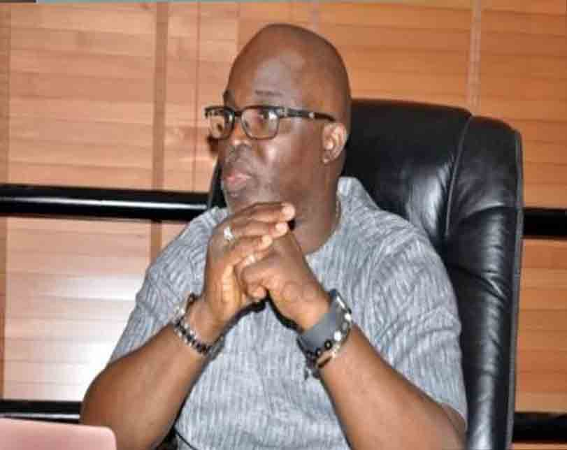 Amaju Pinnick Wins NFF Election, Re-elected For 2nd Term (Photos)