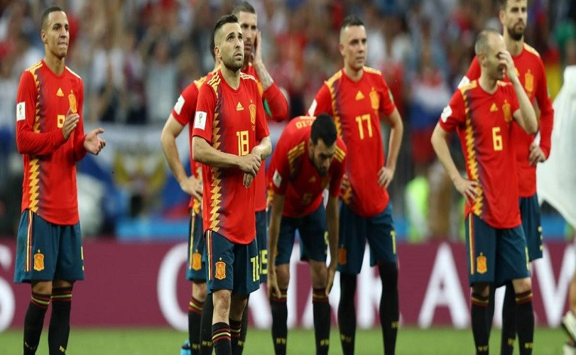 World Cup: Three Reasons Why 'Almighty' Spain Got Knocked Out By Russia