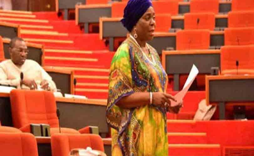 Female Senator Nominated As Replacement For Akpabio