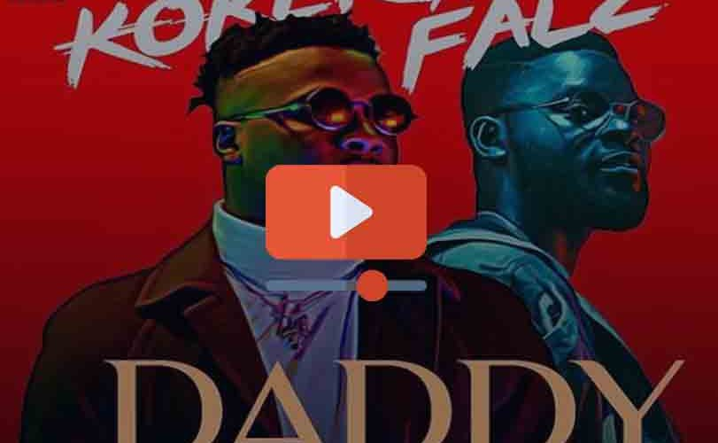 "Koker – ""Daddy"" ft. Falz"