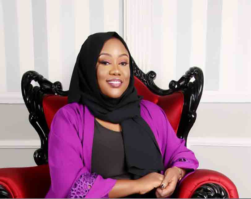 Late MKO's Daughter, Rinsola Abiola Dumps APC… Here's Her Statement In Full