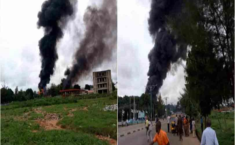Gas explosion rocks Nasarawa, many feared dead