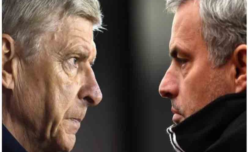 Wenger To Replace Mourinho At Manchester United