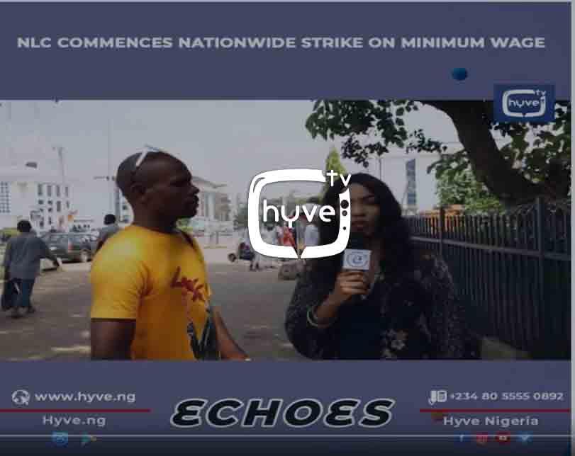 Hyve Echoes – NLC commences Strike