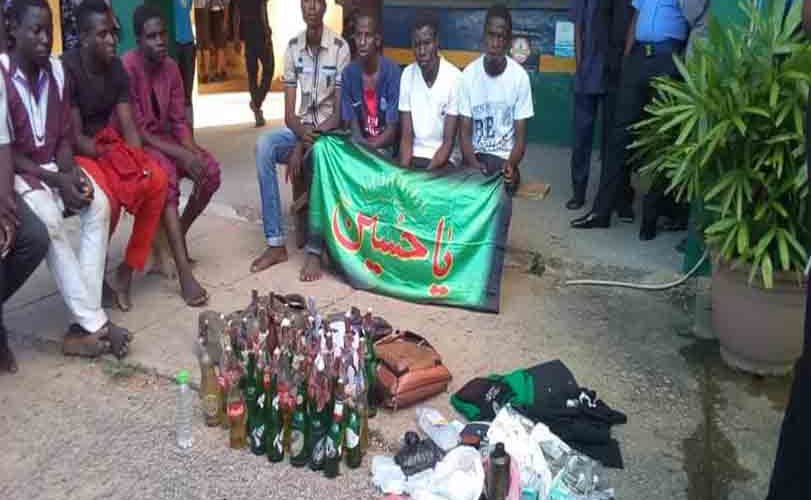 Shi'ites clash with Police again, five arrested