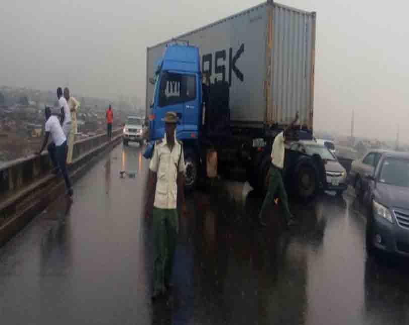 Nine die in Lagos/Ibadan Expressway accident