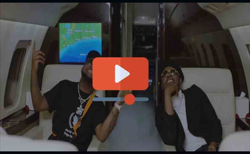 Kizz Daniel & Davido – One Ticket (Official Video)