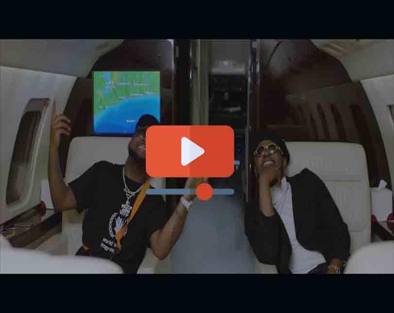 Kizz Daniel & Davido – One Ticket (Official Video)
