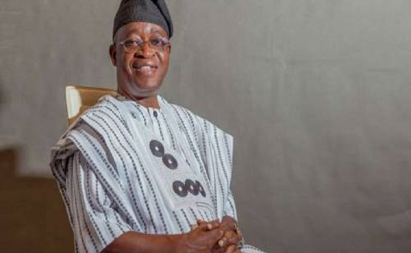 Oyetola Sworn In As New Osun State Governor