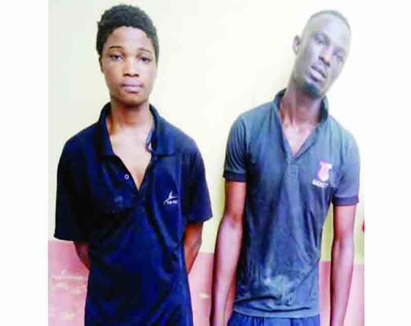 SARS Arrests Undergraduate For Armed Robbery (Photo)