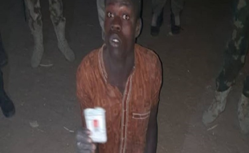 We've arrested a wanted Boko Haram terrorist —Army