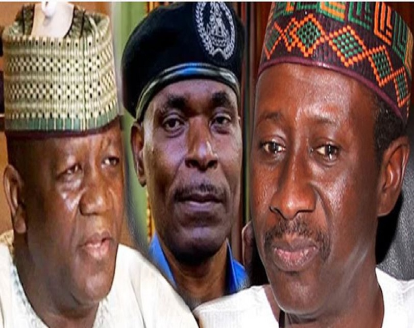 NGF, NSA, IGP meet in Abuja