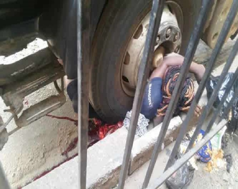 Truck crushes woman to death in Ibadan