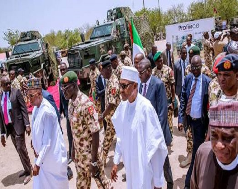Buhari Says He Has Restored Peace In Borno, Yobe… PDP Reacts