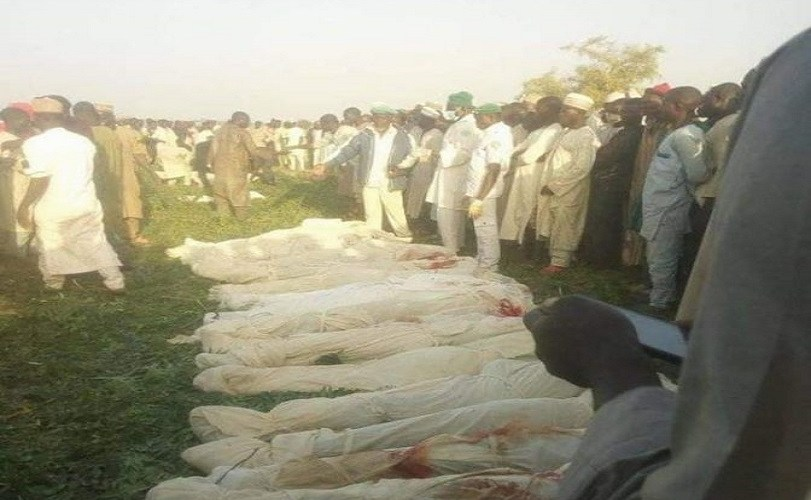 Bloodbath As Over 20 Villagers Are Killed By Armed Bandits In Sokoto State (Photo)