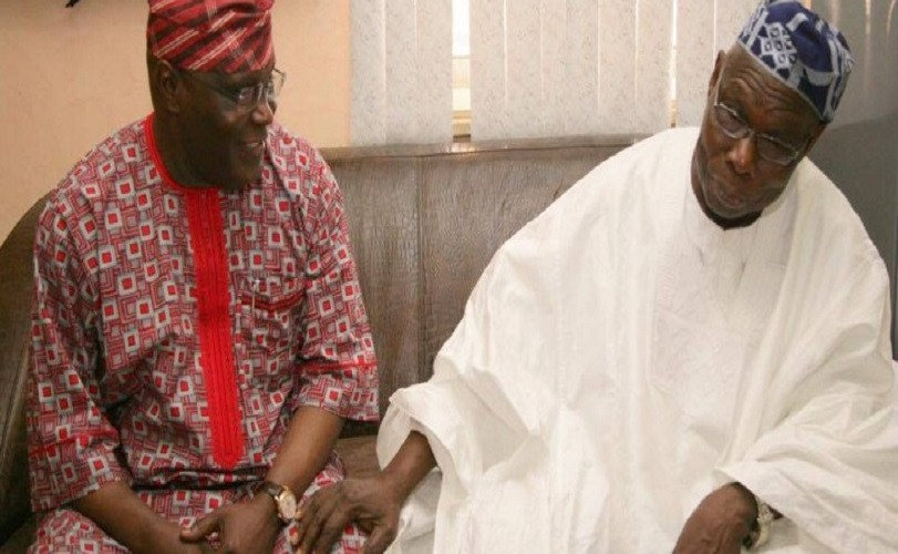 2019: Details Of Obasanjo's Secret Meeting With Atiku And Saraki Revealed