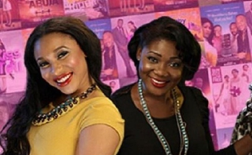 Tonto Dikeh Reveals Why She Used To Fight Mercy Johnson