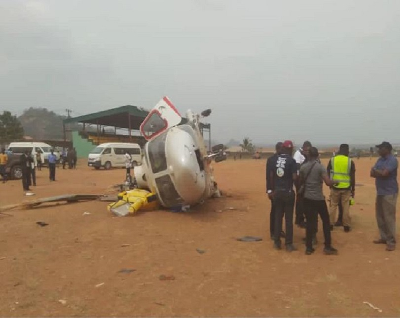 How We Survived Helicopter Crash With Osinbajo In Kogi – Presidential Aide Tells What Happened