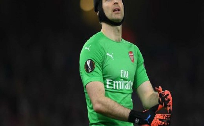 Petr Cech Admits Arsenal Face Europa League Exit