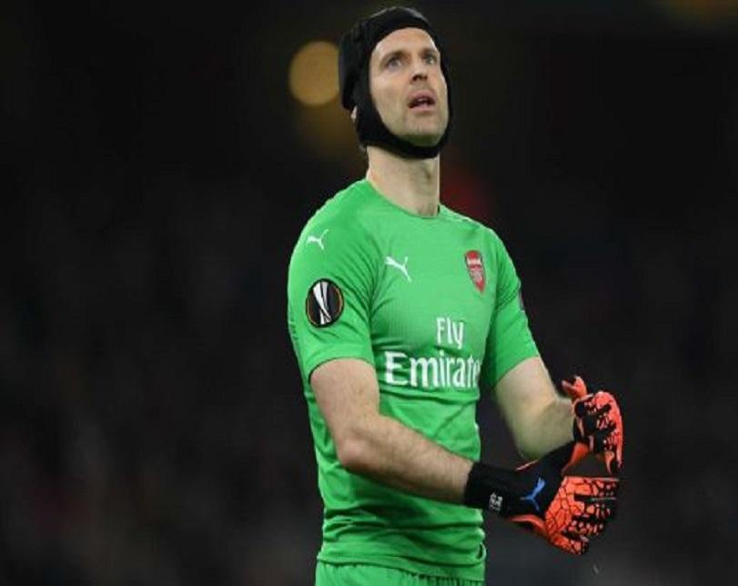 Petr Cech Admits Arsenal Face Europa League Exit