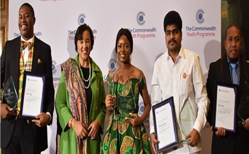 Nigeria's Osowobi emerges Commonwealth Youth Person of the Year 2019