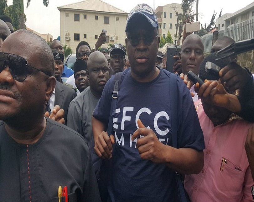 Alleged N1.2bn fraud: EFCC presents 11th witness against Fayose