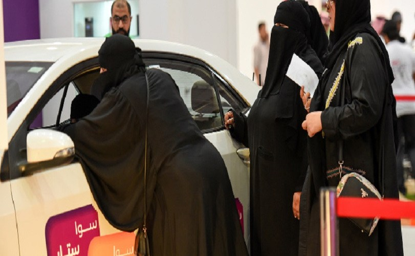S/Arabia detains 2 U.S. citizens, 6 others for women activism